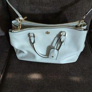 Authentic Tory Burch Large Handbag